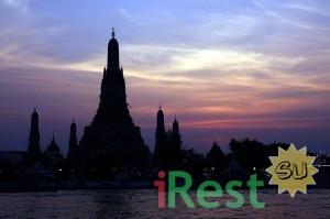 Трехдневное путешествие по Бангкоку