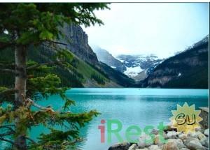 Шесть самых красивых озер в мире.