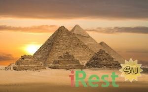 Египет. Пирамиды Гизы