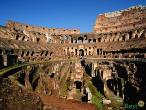 Римский Колизей. Фото 1