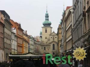 Отзыв о зимней Праге