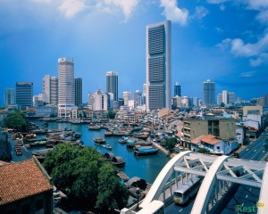 Сингапур - город молодых