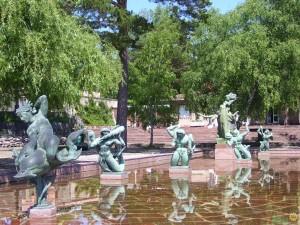 Сад скульптур. Фото 3