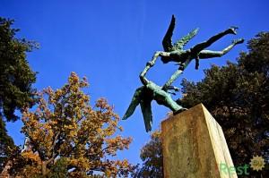 Сад скульптур. Фото 2