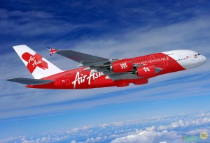 Air Asia - крупнейший лоукостер