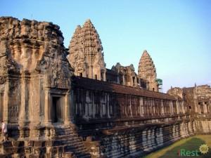 Ангкор. Фото 2