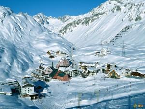 Где встретить Новый год. Австрия