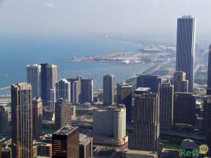 Чикаго - город ветров