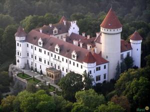 Чехия. Конопиште