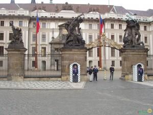 Чехия. Пражский град