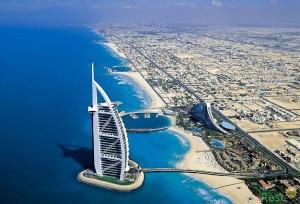 Бурж-аль-Араб в Дубай