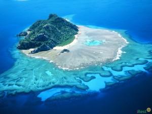 Фиджи - возвращение в детство