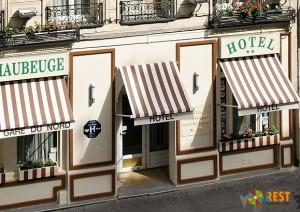 Hotel Maubeuge Gare du Nord Paris