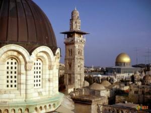 Иерусалим – перекресток цивилизаций