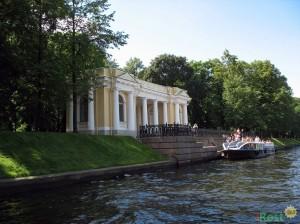 Реки и каналы Санкт-Петербурга