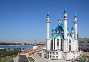 Казанский Кремль. Фото