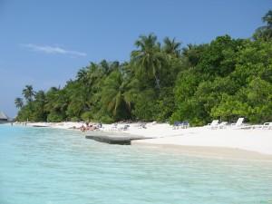 Мальдивы. Фото 1