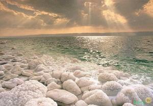 Чудодейственное Мертвое море