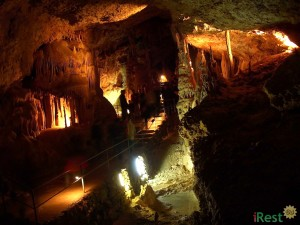 Мраморная пещера в Крыму. Фото 2
