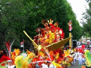 Карнавал в Ноттинг-Хилле. Фото 2