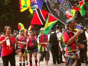 Карнавал в Ноттинг-Хилле. Фото 1