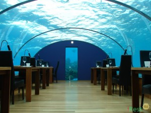 Отель Jules Undersea Lodge