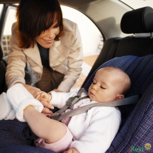 Авиаперелёт с маленьким ребёнком