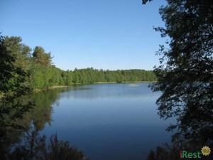 Озеро Селигер. Фото