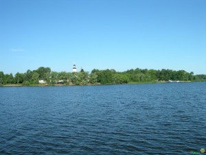 Озеро Селигер. Полуостров Житный