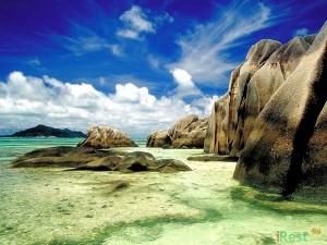 Тропический рай — Сейшелы