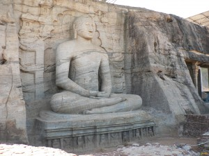 Шри-Ланка. Гал Вихара