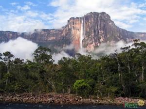 Венесуэла. Водопад Анхель