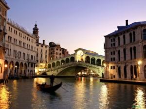 Венеция, район Гетто