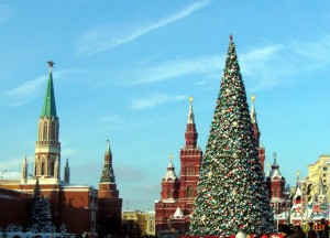 Главная елка нашей страны