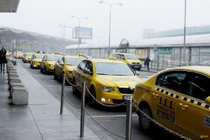 Осторожно: пражское такси