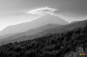 Гора Афон. Фото 1