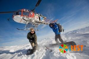 Горнолыжный отдых (Хели-ски)