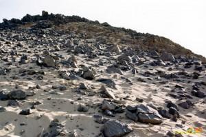 Пустыня камней в Эйлате