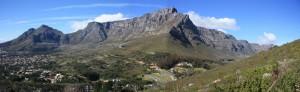 чудо природы - столовая гора
