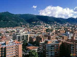 Город Богота