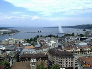 Женева. Швейцария