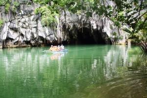 Подземная река в Пуэрто - Принцесса