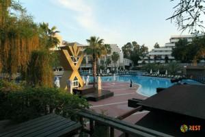 Обзор престижных отелей (Rixos Tekirova 5*)