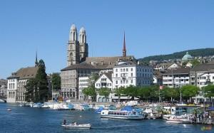 Лучший отдых в Европе – поездка в Цюрих