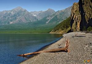 Самые живописные места. Озеро Байкал