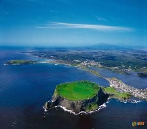 Новые чудеса природы - Остров Чеджу