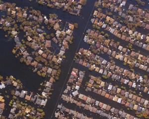 Новый Орлеан после урагана Катрина