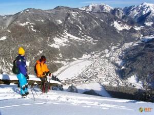 Отпуск в Италии на горнолыжном курорте в Доломитах