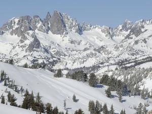 Лучшие горнолыжные курорты - Маммот Маунтин