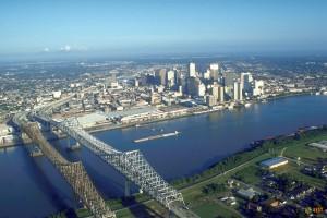 Поездка в США - Новый Орлеан